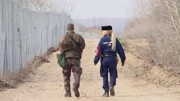 Csak tegnap 171 illegális migráns akart áttörni a határon