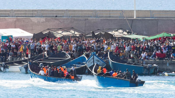 A Kanári-szigetek lehet az új Leszbosz, az új migrációs gócpont - 2019-ben 2.700 migráns érkezett a szigetekre, 2020-ban pedig már 23.000