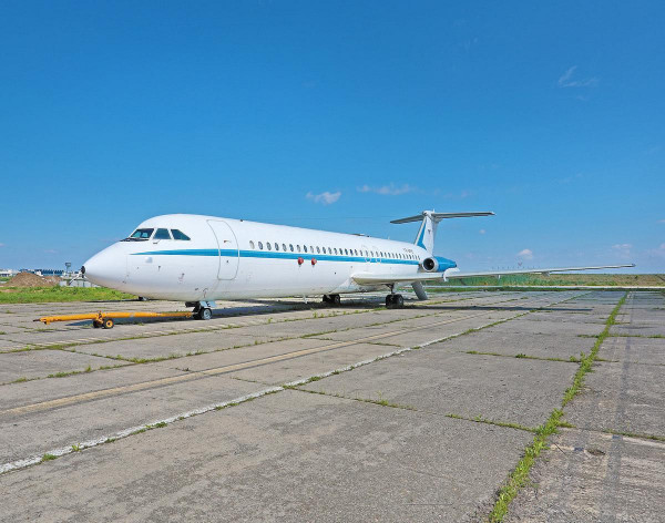 Akár Ön is megveheti: 25.000 euroért árverezik a rettegett román diktátor, Nicolae Ceausescu elnöki repülőgépét Romániában