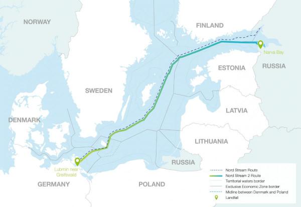 Miközben Magyarországot egy Új Hidegháborúba szeretnék belerángatni, a németek és az amerikaiak megegyeztek az Északi Áramlat 2-ről