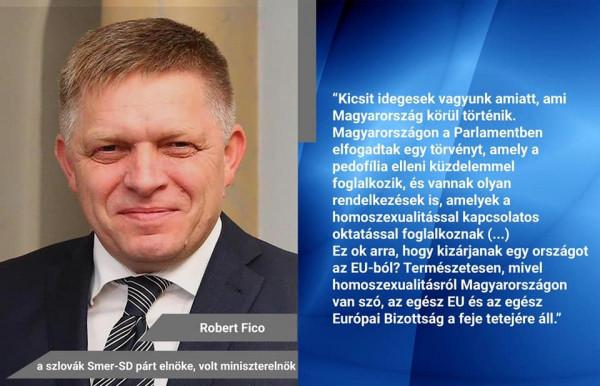 Egy sor európai vezető áll ki Magyarország mellett