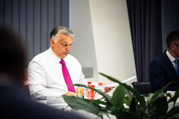 Orbán: csak az 'egység a sokféleségben' megközelítéssel tartható egyben az Európai Unió