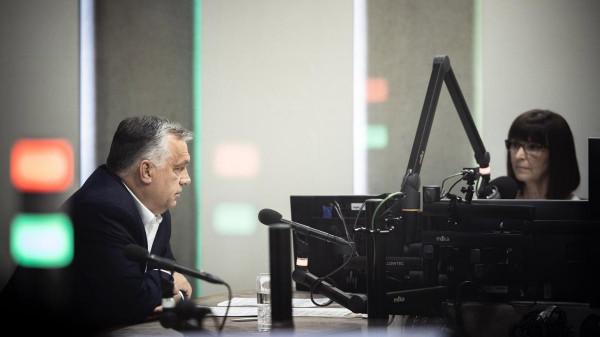 Orbán Viktor: 2022-ben 10 százalékos tanári béremelés jöhet, 2023 januárjától pedig egy nagyobb