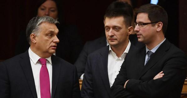 Orbán Viktor: Jakab Péter a világ egyetlen olyan bohóca, akinek testőre is van