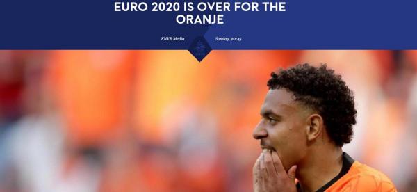 Gyorshír: a hollandok után de Boer is letérdelt