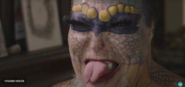 Szép az, ami érdek nélkül tetszik - gendersemleges sárkánnyá operáltatta magát egy férfi