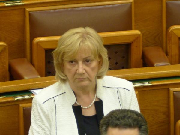 Az LMP társelnöke, Schmuck Erzsébet kirabolta a nagykátai MSZP-t: magával vitte az MSZP tagnyilvántartását
