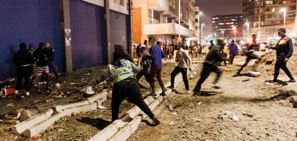 Dél-Afrika: egy ország süllyed el a káoszban