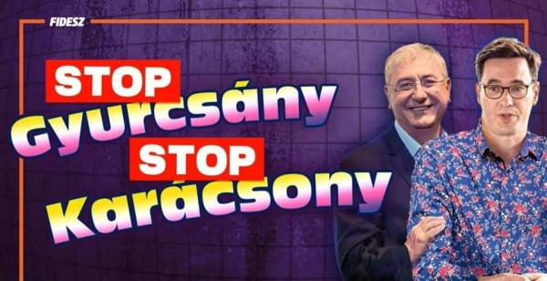 Már egymillió magyar támogatja a STOP Gyurcsány, STOP Karácsony petíciót