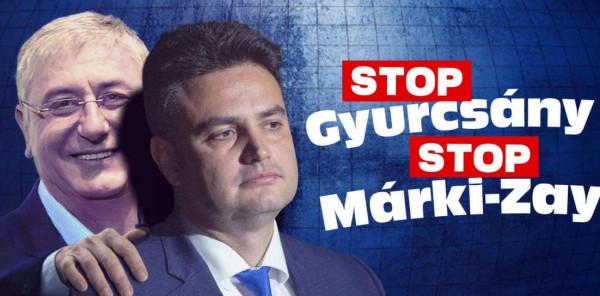 Karácsonyt megállította a Fidesz, most Márki-Zayon a sor