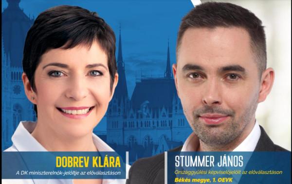 A mai nap meglepetése: a jobbikos Stummer Jánost is támogatja a DK