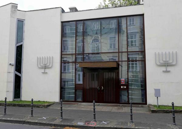 Antiszemita incidenseket vizsgál a német állambiztonság Bonnban és Münsterben