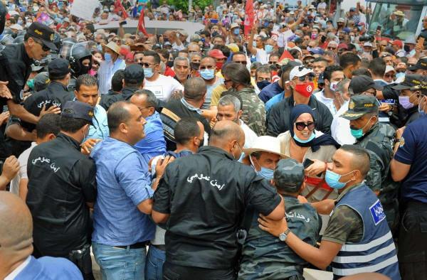 Német elemzés: Tunéziából a második Libanon lehet