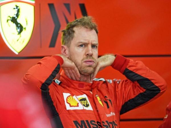 Így küldték melegebb éghajlatra Vettelt a németek